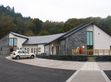 Health Centre at Betws y Coed